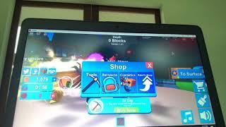 ROBLOX mining simulator epic gameplay