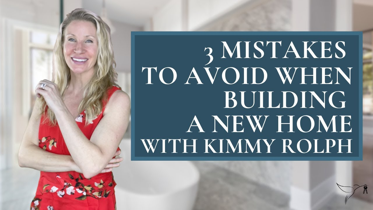 🛠️🏡 Building a New Home on The Main Line, What to Avoid with Realtor Kimmy Rolph