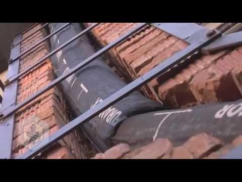 Ремонт дымохода, гибкий рукав FuranFlex