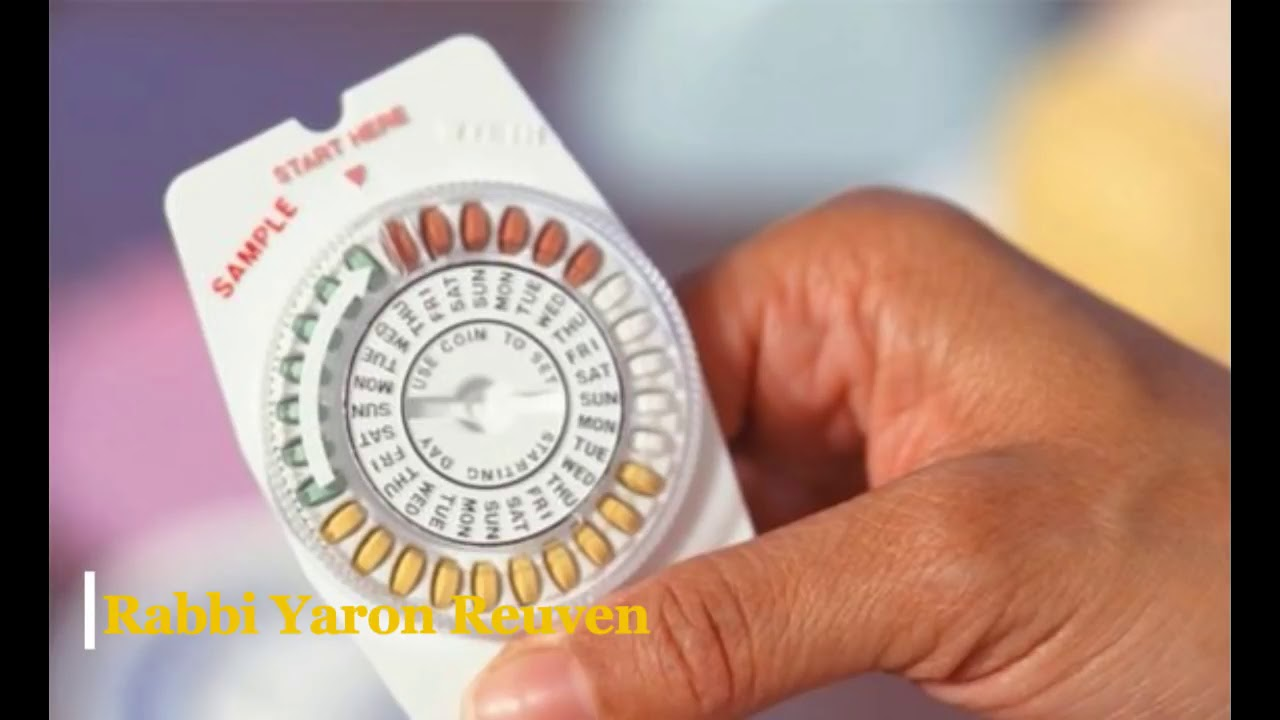 Daily Chidush  Is Birth Control Considered Sin of Wasting Seed