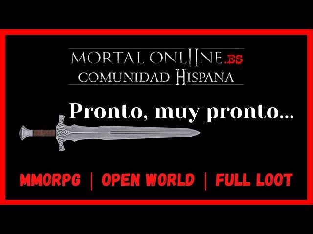 ✮ Mortal Online 2 Comunidad Hispana【Pronto, muy pronto...】MMORPG Sandbox Open World