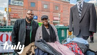 The Man Giving Suits To Ex-Convicts | TRULY