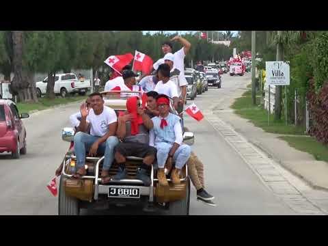 Tongan Trailer - Mate Ma'a Tonga Parade