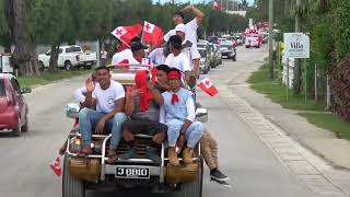 Gambar cover Tongan Trailer - Mate Ma'a Tonga Parade