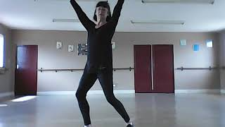 Adult Tap Sequence Part 3