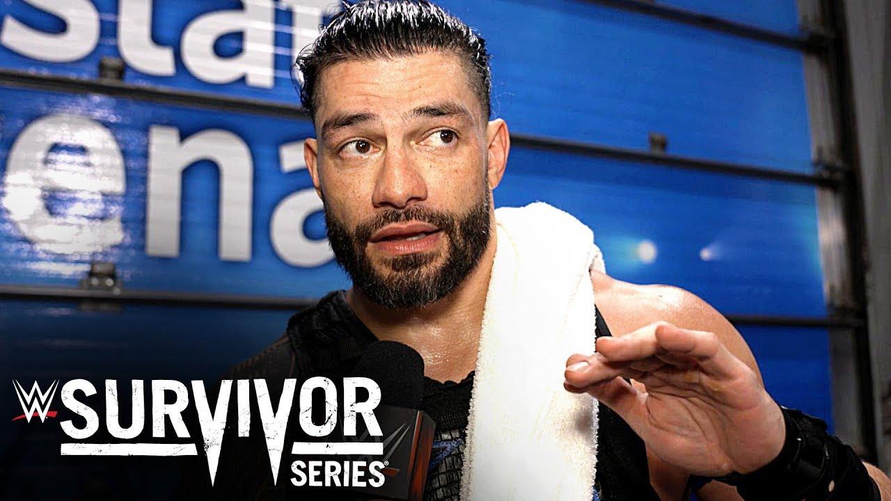 Download Reigns is proud of Team SmackDown after their Survivor Series win: Survivor Series 2019 Exclusive