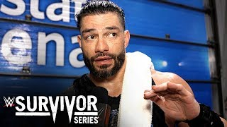 Reigns is proud of Team SmackDown after their Survivor Series win: Survivor Series 2019 Exclusive