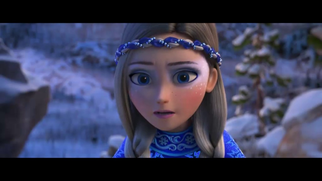 Download Snow Queen 3. Fire and Ice. Official trailer (Eng)