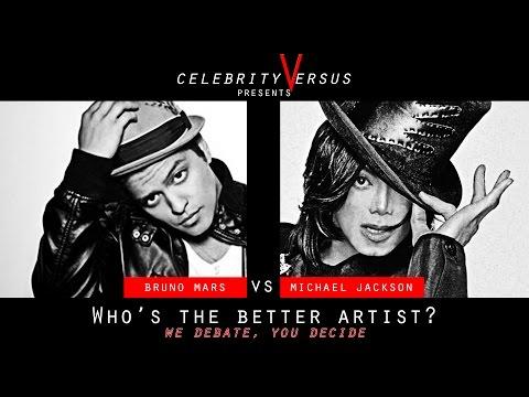Bruno Mars vs Michael Jackson: Who's the Better Artist?