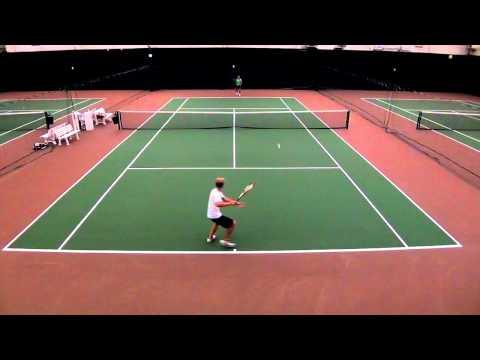 CAMERON HILLIER TENNIS MATCH PLAY - SHORT1