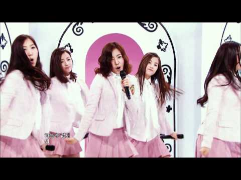 A Pink - I don't know, 에이핑크 - 몰라요, Music Core 20110430