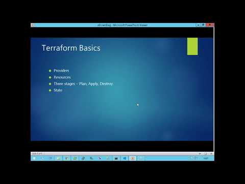 Using Terraform with vSphere, Colin Westwater
