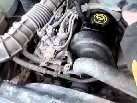 2000 Ford Ranger 25L Problems  YouTube