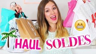 BIG HAUL SOLDES D'ÉTÉ 2015 - Bershka, H&M, New Look, V-inc... | Laura Makeuptips