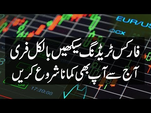 What is Forex Trading Complete Detail in Urdu | Free Course