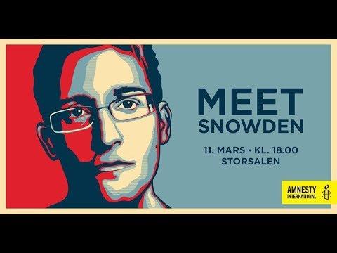 Meet Snowden
