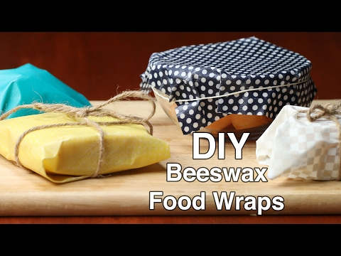 Reusable Beeswax Wrap: Making Your Own Is Easier Than You Think