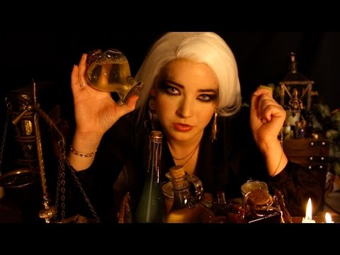 ASMR: Potion Brewing with the Willow Witch