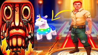 Temple Run 2 New Update! - New Pets New Character in Fall Forest Maps 2021
