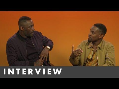 YARDIE  Idris Elba s leading star Aml Ameen