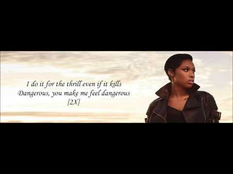 Jennifer Hudson - Dangerous Lyrics HD