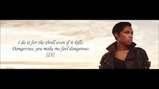 Jennifer Hudson - Dangerous Lyrics HD