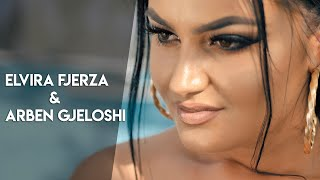 Elvira Fjerza & Arben Gjeloshi - Mori Lulja & Mka dhan baci Official Video 4K