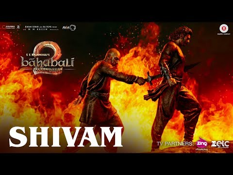 Shivam Full Video Song | Baahubali 2 The Conclusion | Prabhas, Anushka Shetty, Rana | S S Rajamouli