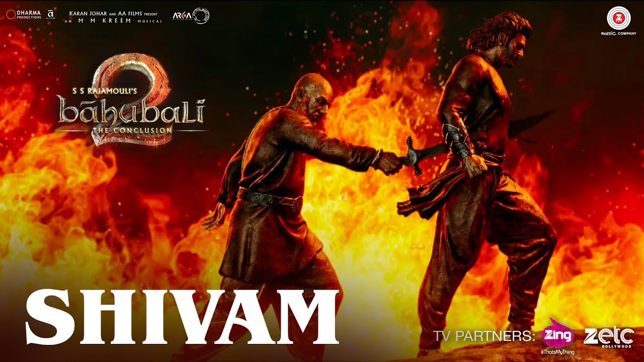 Download Shivam Full Video Song | Baahubali 2 The Conclusion | Prabhas, Anushka Shetty,  Rana | S S Rajamouli