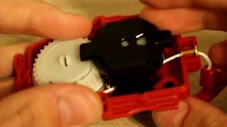 Скачать Fixing The Beyblade Burst ベイブレードバースト String Laucher Remove All Squeaky Sounds