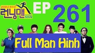 Running Man tập 261 vietsub –SBS TV