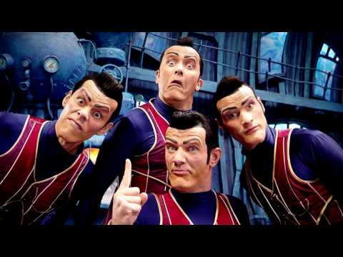 We Are Number One (Full CD version)