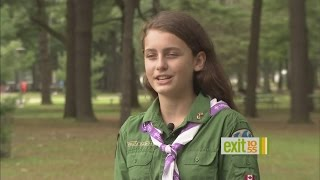 Girl Wants To Join Boy Scouts