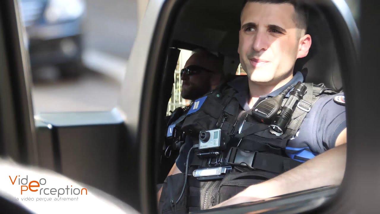 Download En patrouille avec la police municipale de Mulhouse