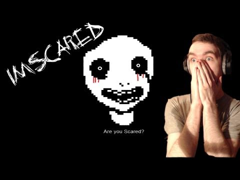 IMSCARED: A Pixelated Nightmare - EXTREMELY CLEVER HORROR GAME - Complete Gameplay/Commentary