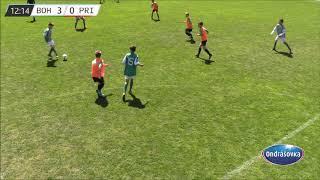 U13 Rokycany: Bohemians Praha1905 - FK Příbram (3-0)
