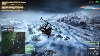 Battlefield 4 (BF4) - DAMIANORD MBT Law Hero & Saviour (with commentary Vehicle Gameplay Video)