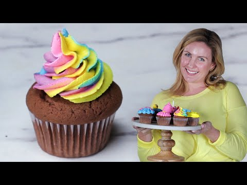 Download Youtube: How To Frost Cupcakes Ft. My Cupcake Addiction