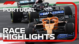 2020 Portuguese Grand Prix: Race Highlights