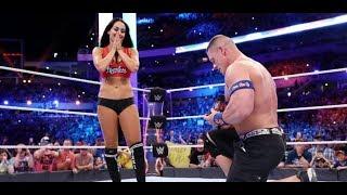 JATTI GARRY SANDHU Full Video John Cena propose Nikki Bella 2017 Rv