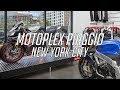 I Visit The Motoplex Piaggio NYC | The Home Of Aprilia, Moto Guzzi and Vespa