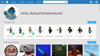 How to Get cool skin on roblox no robux