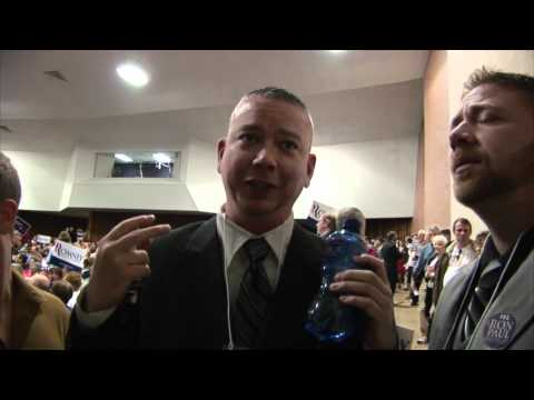 Real Life Interviews from the Kansas City Caucus 3-24-2012