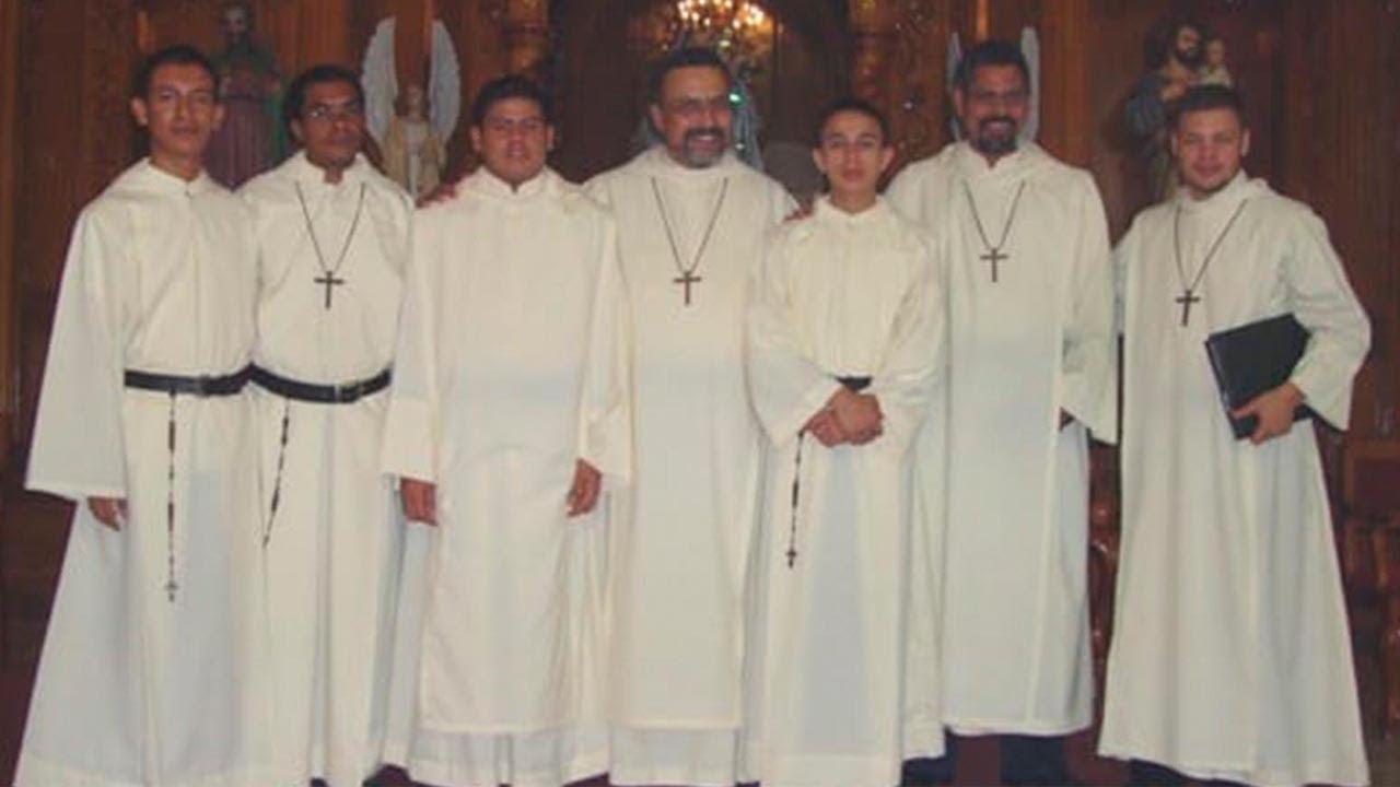 Sacerdotes del Monasterio Albertiniano de Estelí se contagiaron de ...