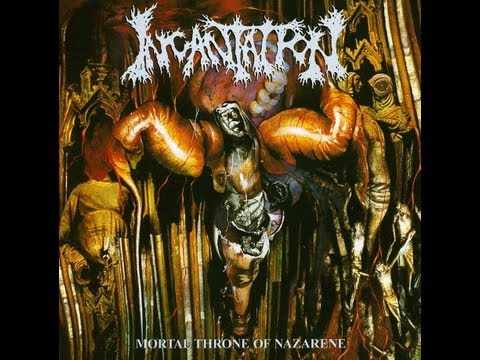 Incantation - The Mortal Throne Of Nazarene (1994) Ultra HQ