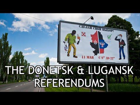 Roses Have Thorns (Part 8) The Donetsk & Lugansk Referendums
