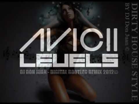 Avicii - Levels  BOOTLEG Remix 2012