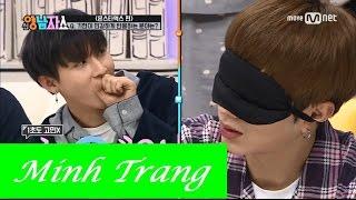 [Vietsub/CC] MONSTA X - New Yang Nam Show 170323 EP 5 (Cut) - Khứu giác siêu nhạy của Kihyunie
