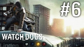 Watch Dogs Gameplay Walkthrough - Part 6 - Riding The 'l' Train [giveaway]