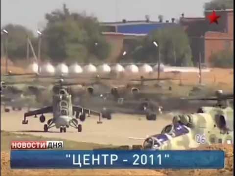 """Những vũ khí hủy diệt của Nga - Tập trận """"Đáp trả tương xứng 2011"""" 2/2"""
